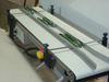 PP-72B 6Ft. Belted infeed Conveyors